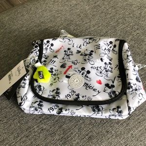 Kipling bag / Mickey lunchbox